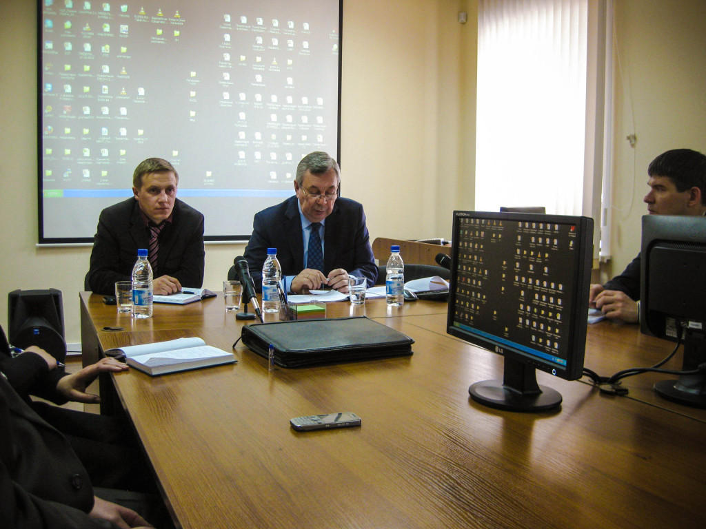 Встреча по защите прав предпринимателей г. Бийска