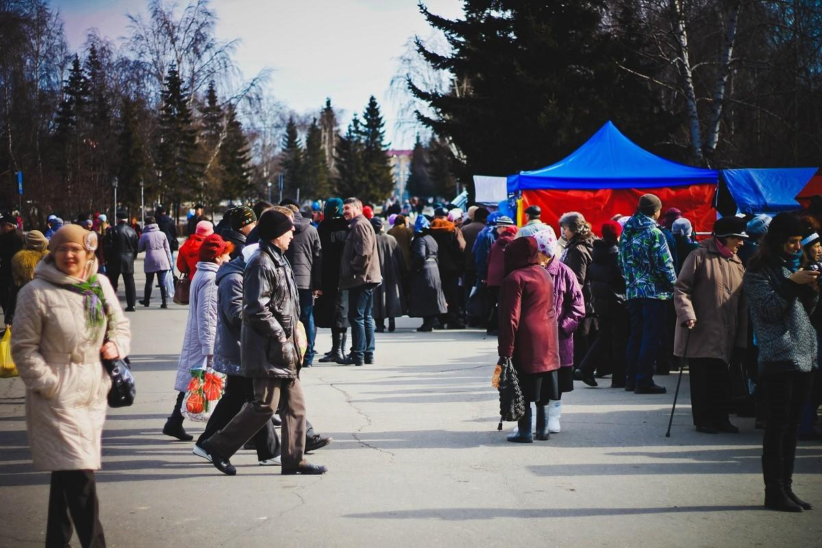 Социальная ярмарка. 22 марта 2014 года