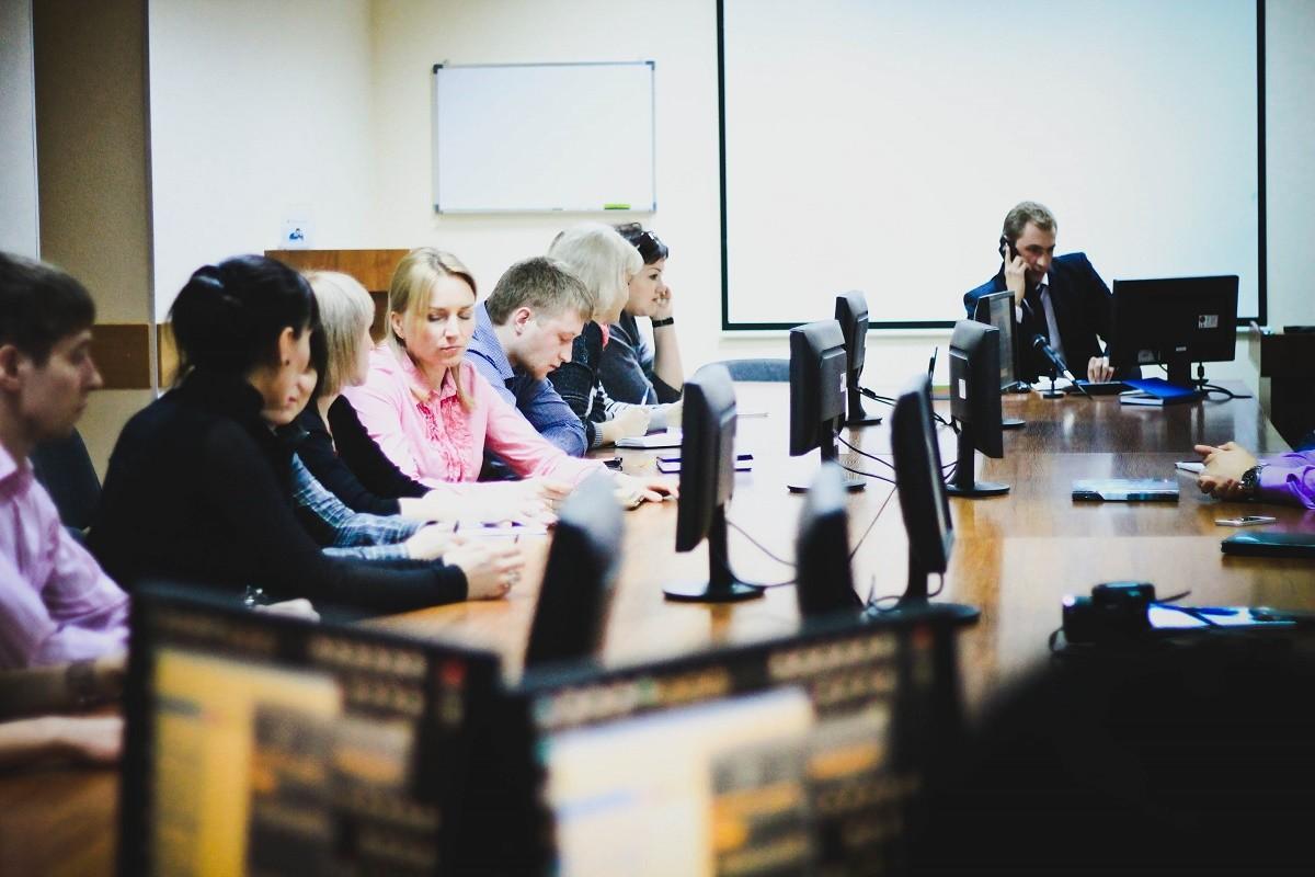 Мастер-класс от Бизнес Молодости. 25 марта 2014 года
