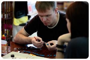 Мастер-класс по изготовлению бижутерии своими руками