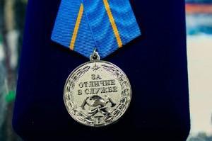 Медаль за отличие в службе
