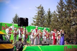 Концерт в Бийске