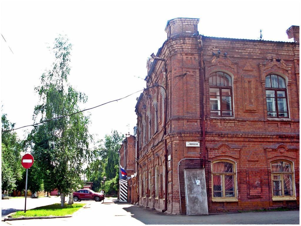 Особняк Зотеева. Построен в 1900 году
