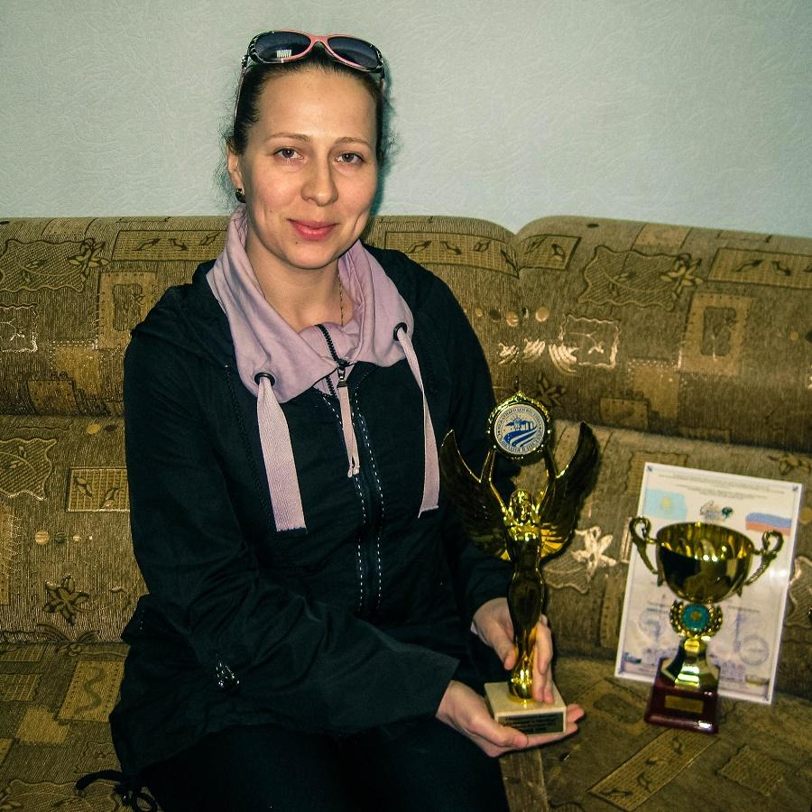 "Татьяна Нефедова, руководитель клуба ""Геликон"""