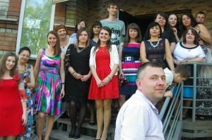 Участницы проекта г. Бийск