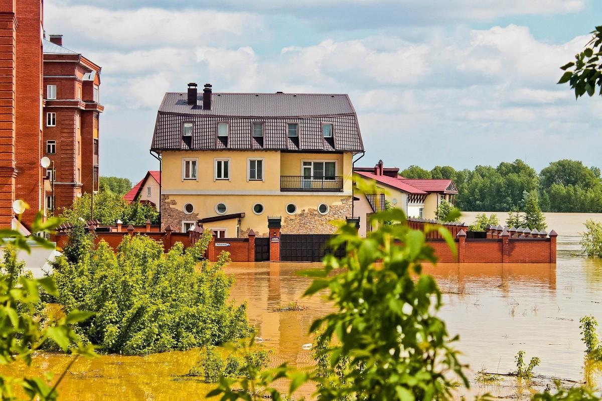 Наводнение. 30 мая — 1 июня 2014 года