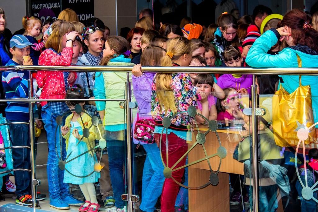 День защиты детей в ТЦ Созвездие