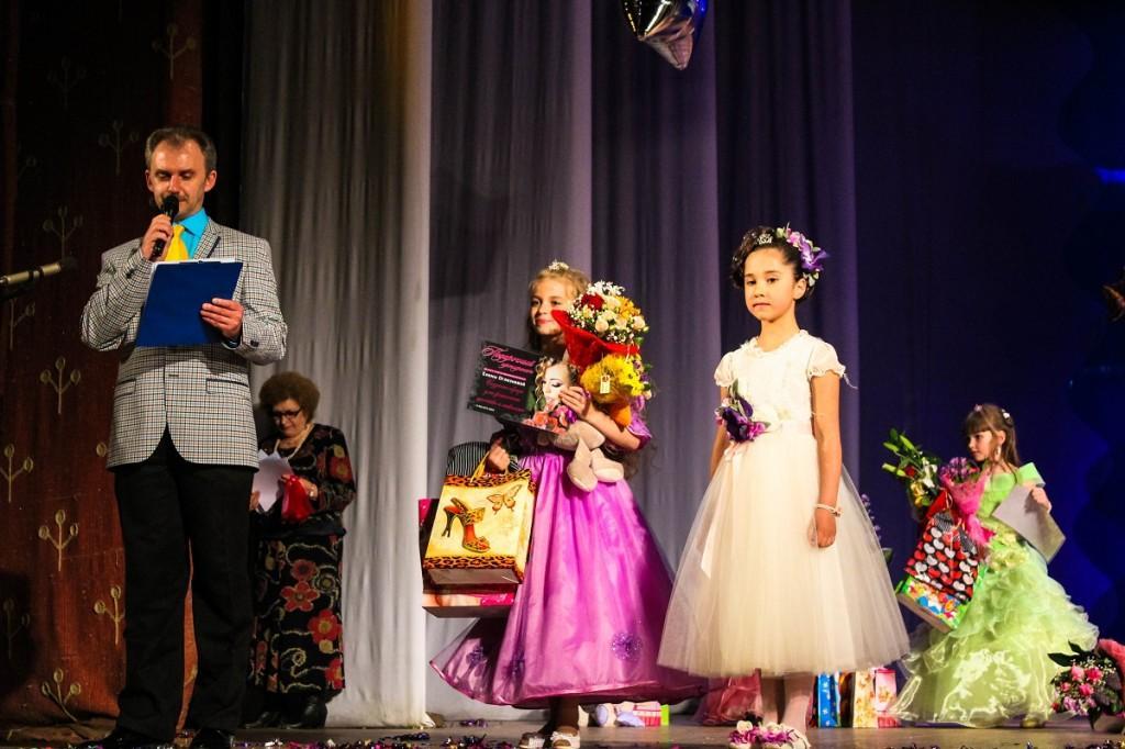 Конкурс Маленькая принцесса