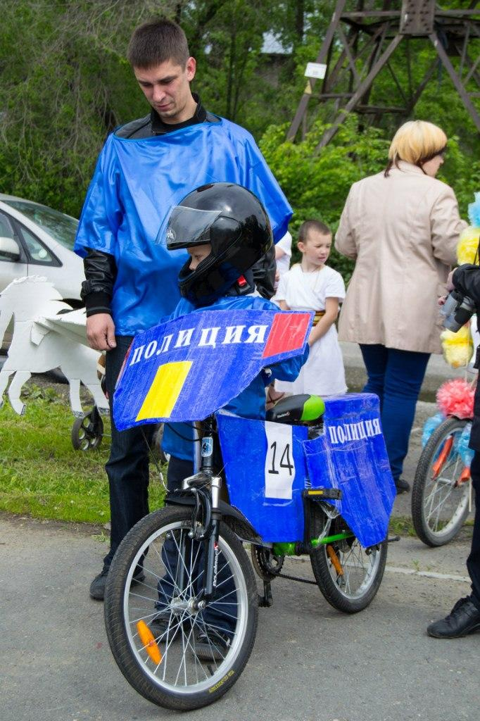 Парад велосипедов