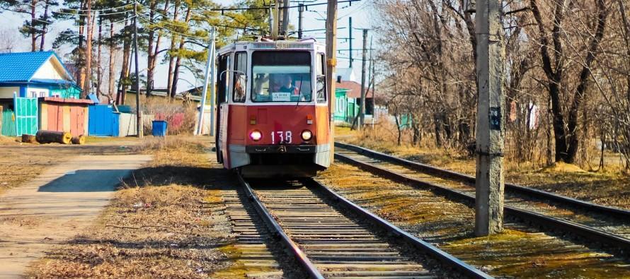 Движение трамваев 1, 5 и 7 будет закрыто