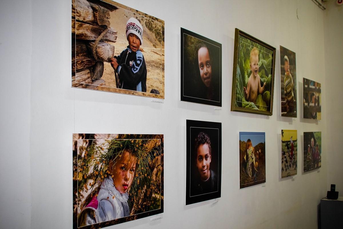 Выставка картин и фотографий продлится до 13 июля 2014 г.