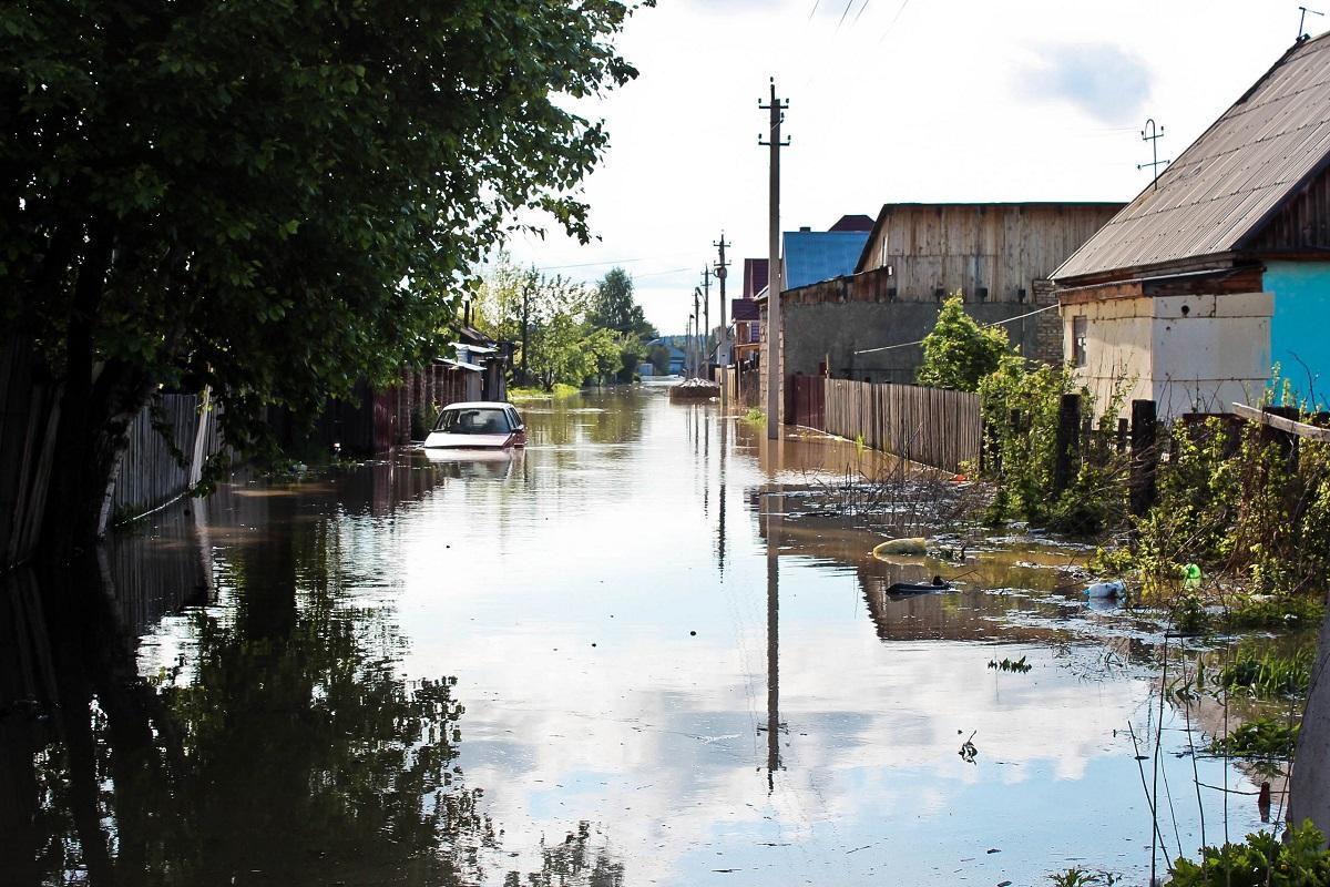 Уровень воды в реках Хабаровского края близок к опасной отметке