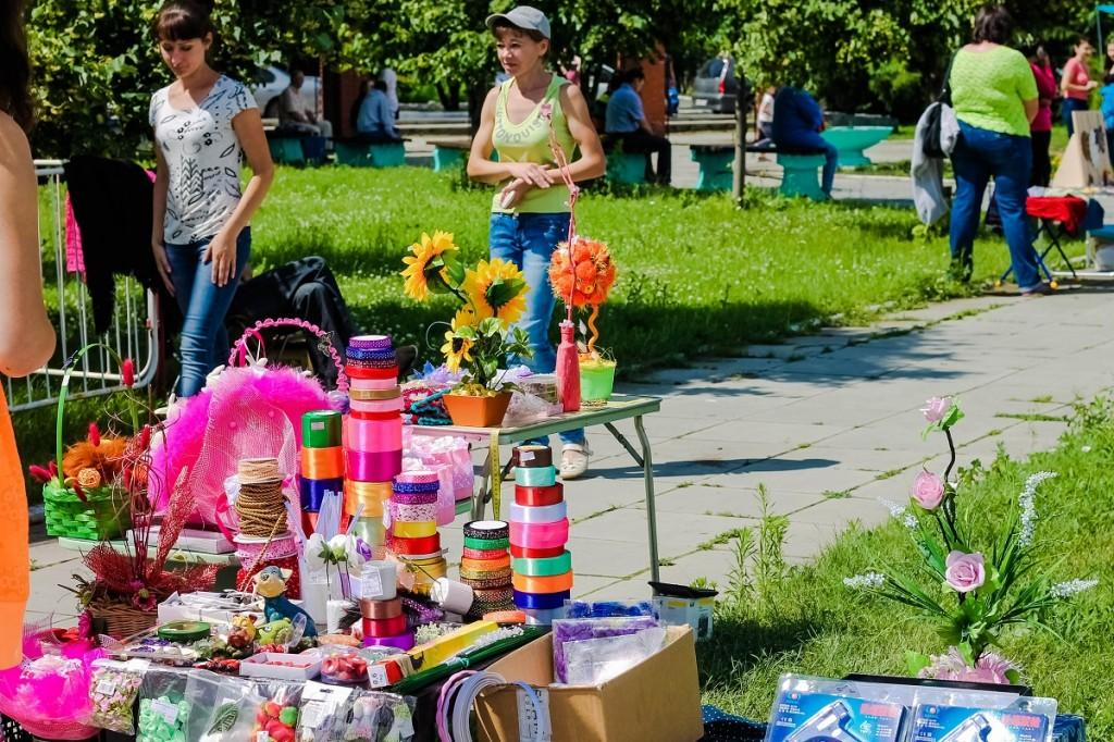 благотворительный фестиваль «Фейерверк добра» в Бийске