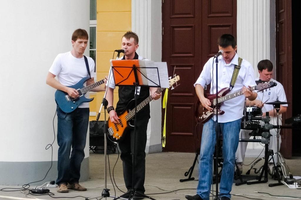 День молодежи в Бийске