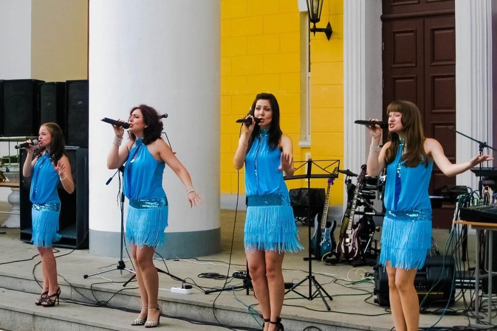 Фото дня молодежи в Бийске