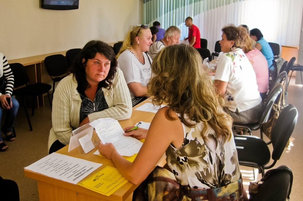 Ярмарка вакансий в Бийске