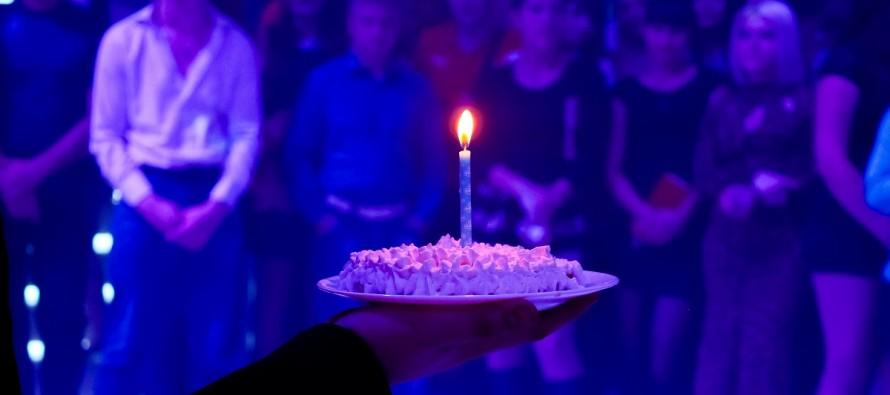 С днем рождения, «X-club»