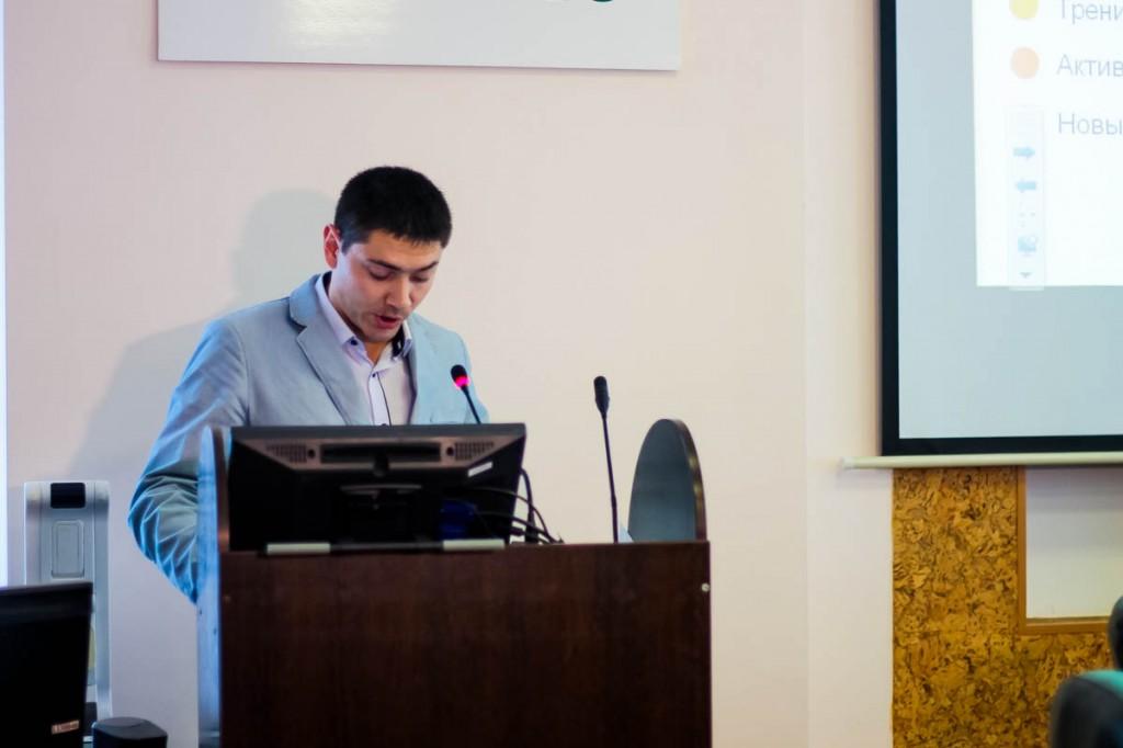 """Презентация обучающей программы """"Стартап - курс на успех"""" для начинающий предпринимателей в Бийском бизнес-центре"""