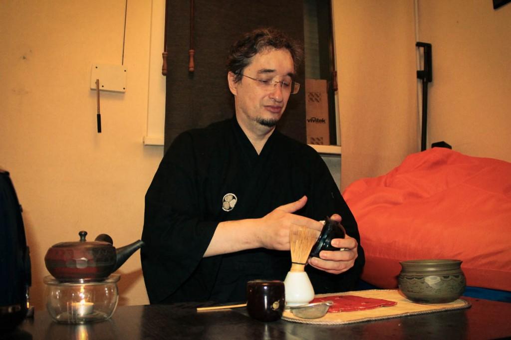 """Японская чайная церемония """"Чай вечной молодости"""" в Бийске в антикафе """"Point"""""""
