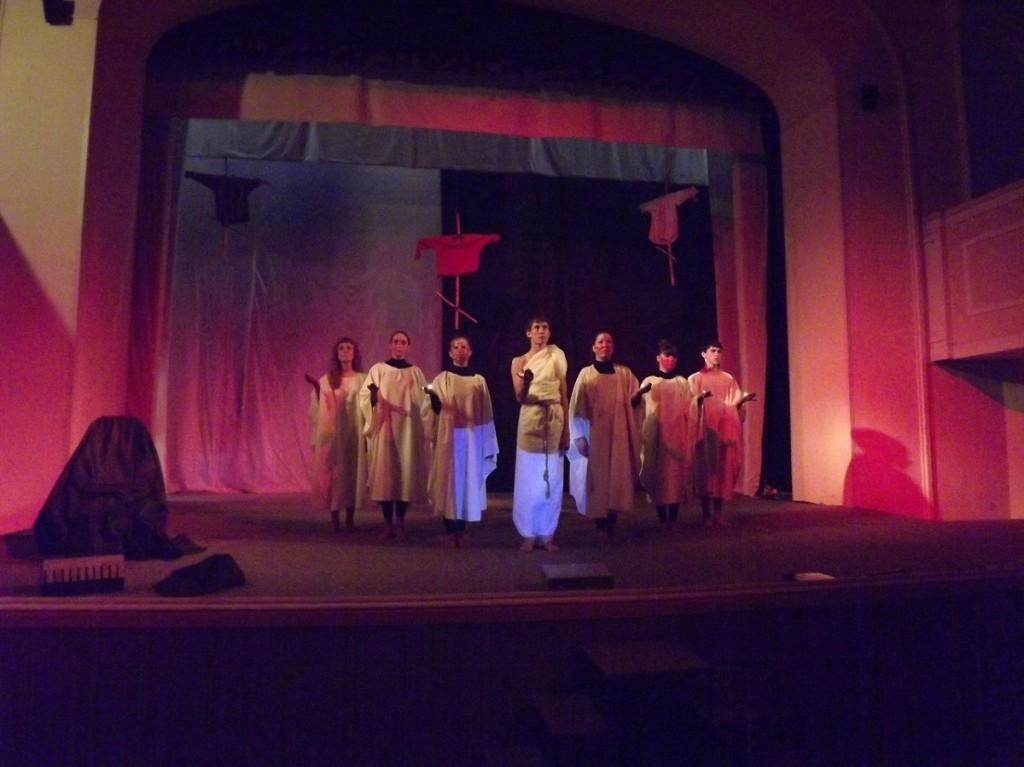 """Театр """"Сердца мира"""" г. Бийск"""