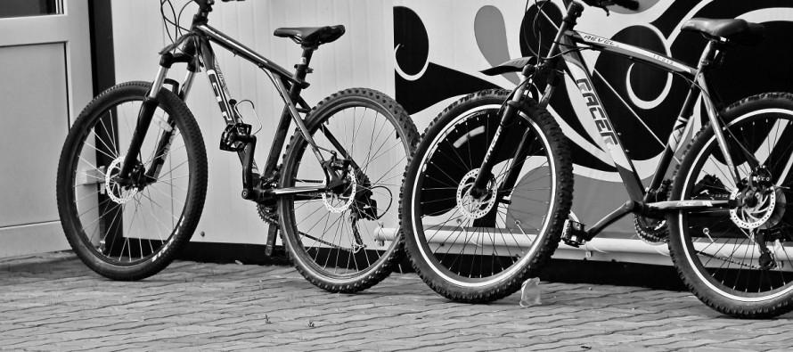 За двумя велосипедами погонишься…