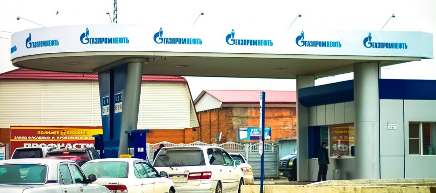 Новые АЗС «Газпромнефть»