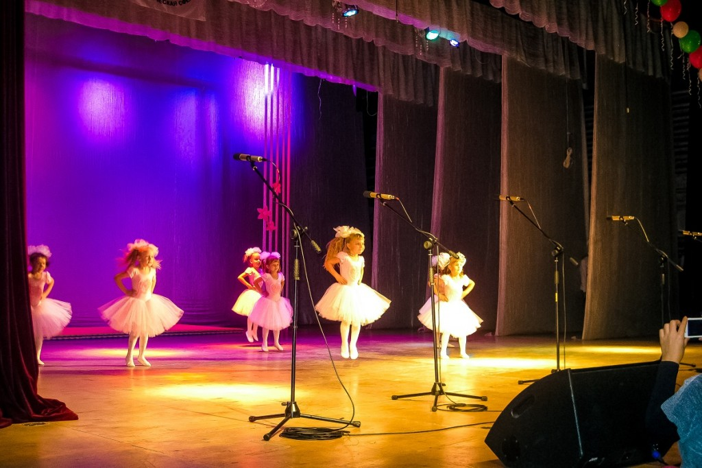 Открыт творческий сезон дворца культуры ФКП «БОЗ» г. Бийска