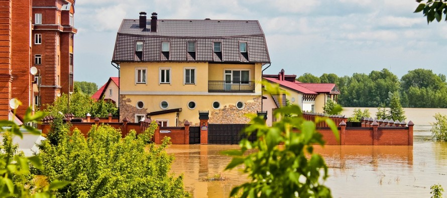 Город будет защищен от наводнений