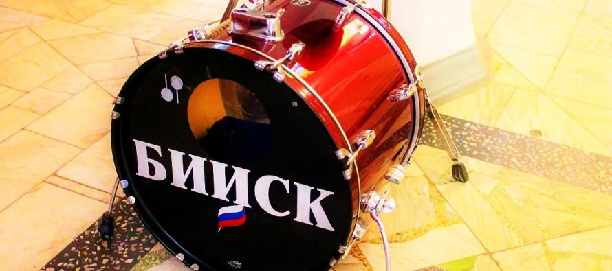 Финальная битва барабанщиков