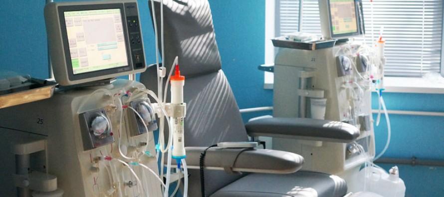 Открыт новый центр гемодиализа