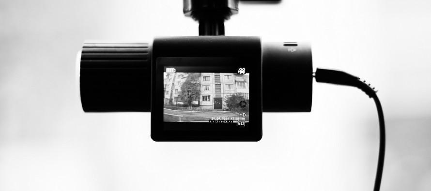 Ночная кража видеорегистратора