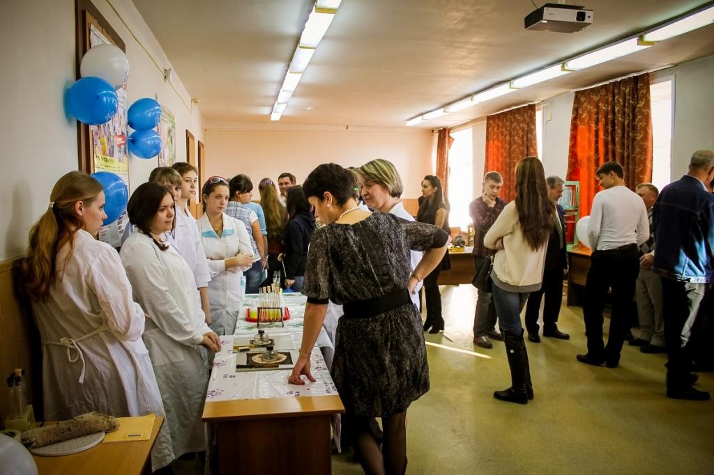 День открытых дверей технологического института в Бийске