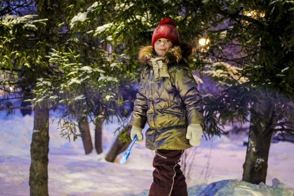Фото новогодней елки БОЗ