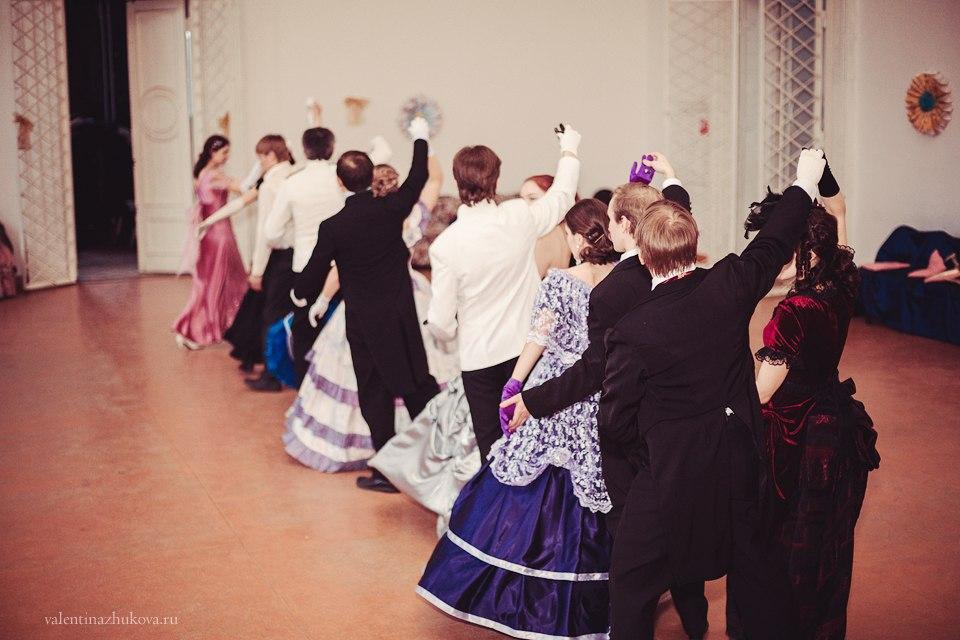 студии исторического танца «Исток»