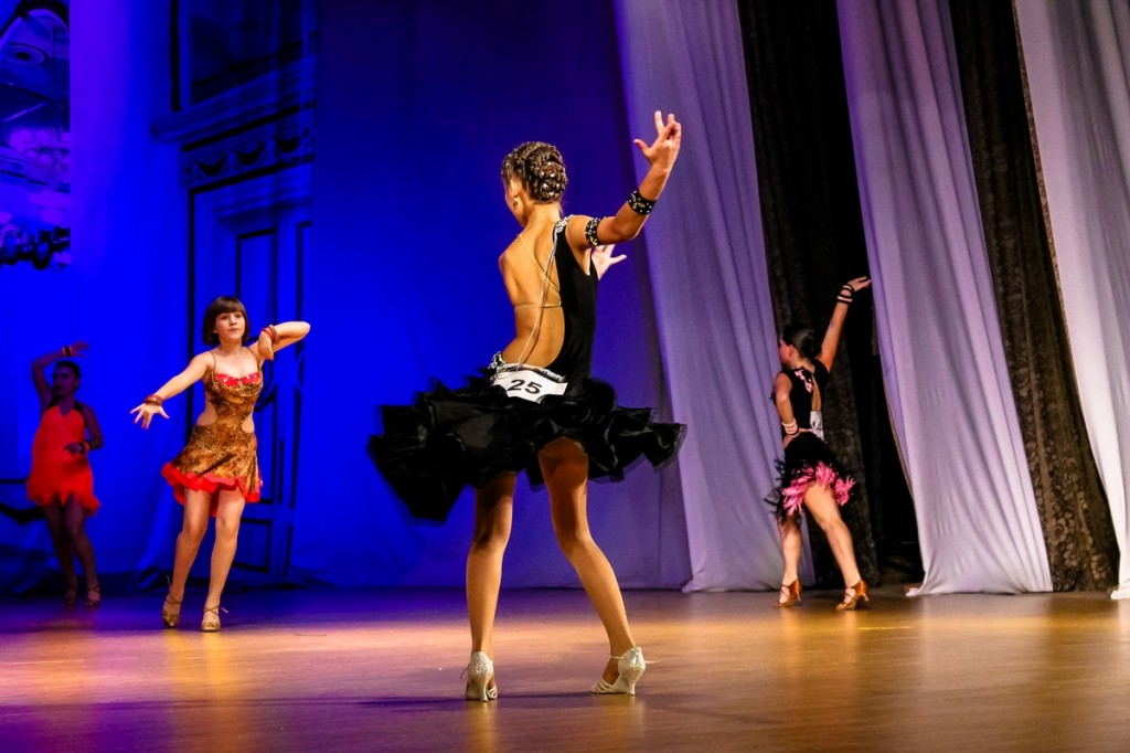 Фото фестиваля «Танцующий город»