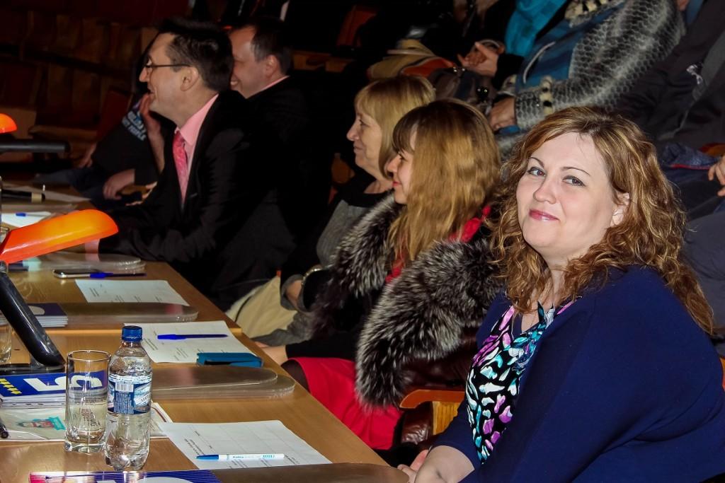 Фото третьего полуфинала КВН в Бийске. Жюри
