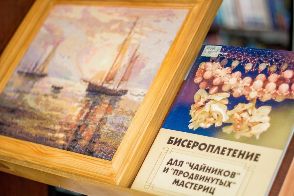 """выставка """"Чудеса рукоделия"""" в Бийске"""