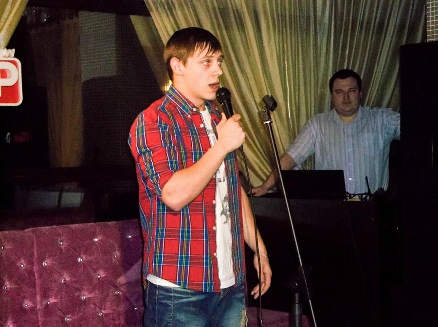 Сольное юмористическое выступление «Stand Up Show»