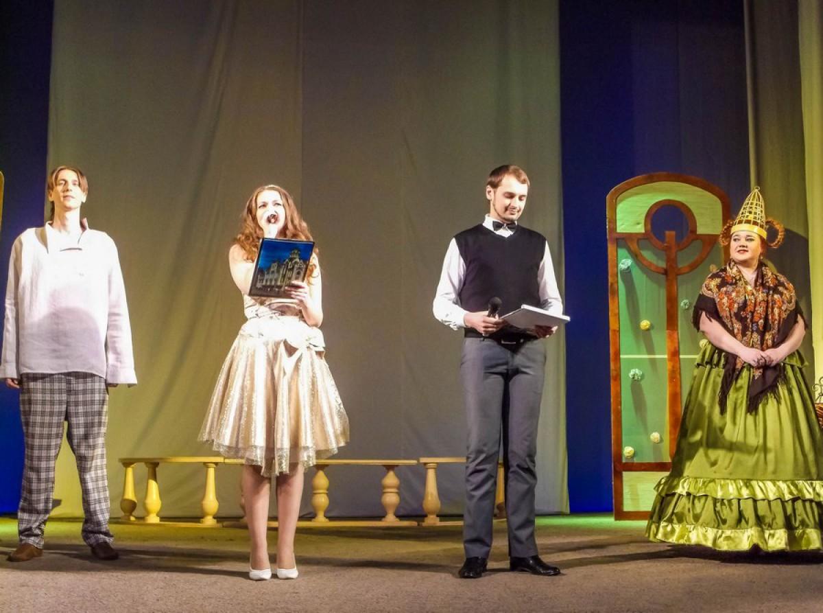 Театральный вечер «Далекое и близкое». 27 февраля 2015