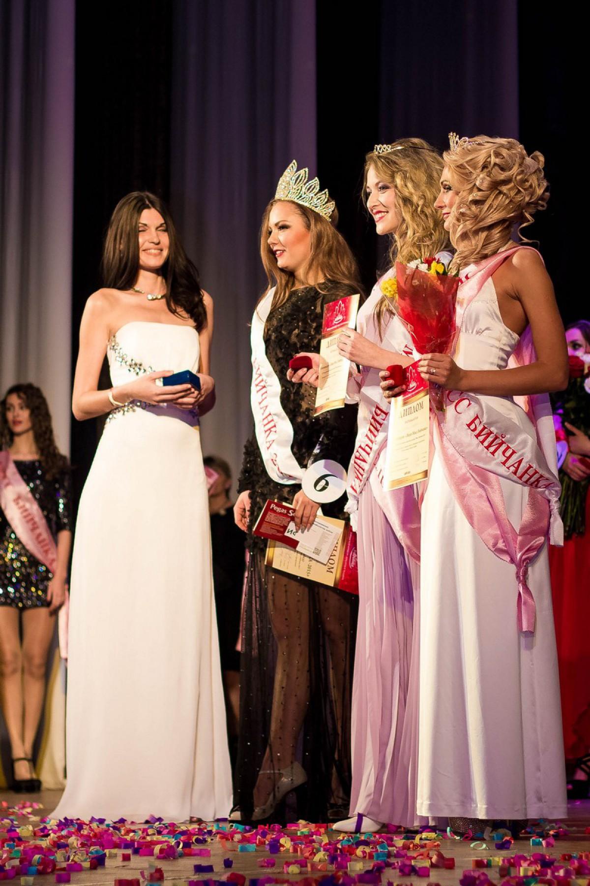 Конкурс «Мисс бийчанка-2015». 8 марта 2015