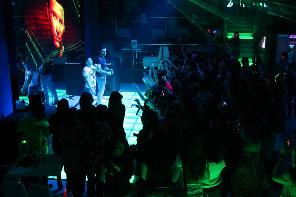 Концерт Дениса Riderа в Бийске