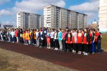 Школьников готовят к сдаче норм ГТО