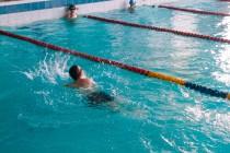 Первенство города по плаванию