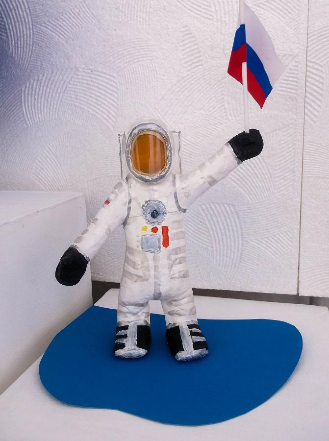 Королёвские чтения в Бийске. Космонавт