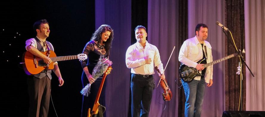 Фееричный концерт Степана Мезенцева