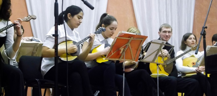 Конкурс детских оркестров и ансамблей