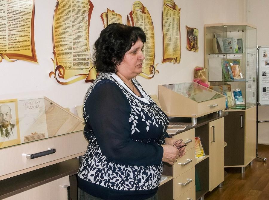 Ольга Заровняева