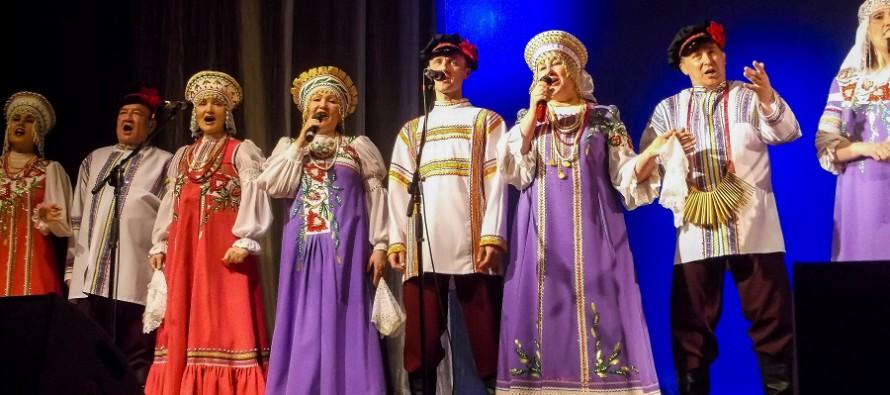 Душевная песня русского народа