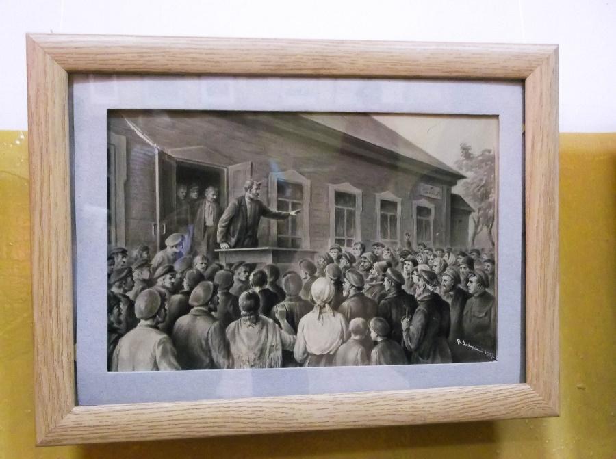 """выставка """"Забытый художник"""""""