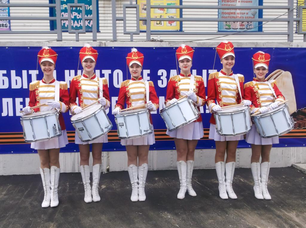 """В Бийске открылась выставка """"Переходы великих побед"""""""